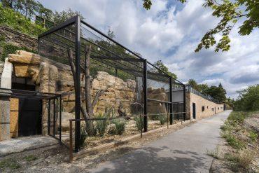 Rákosův pavilon archizoom