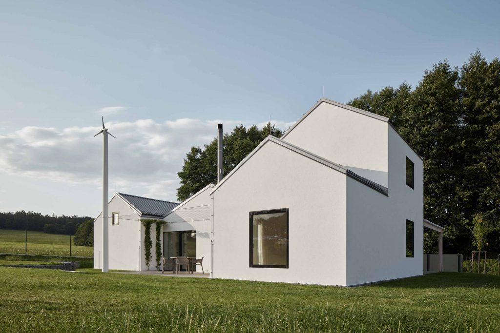 moderní dům ddaann archizoom