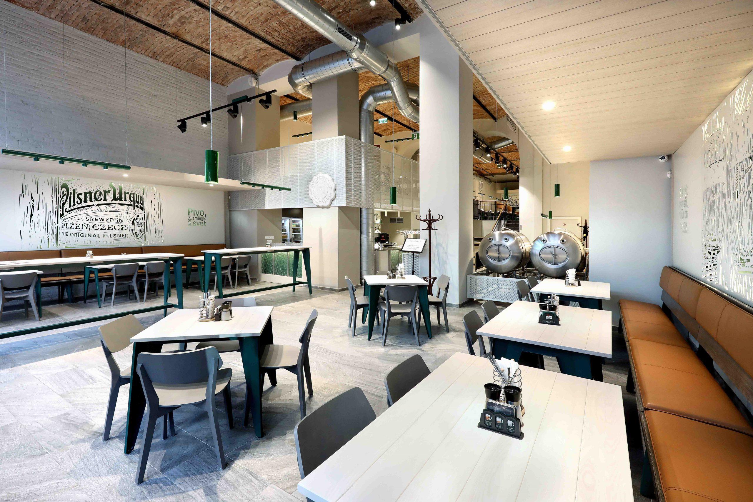 Restaurace Pilsnerka Archizoom