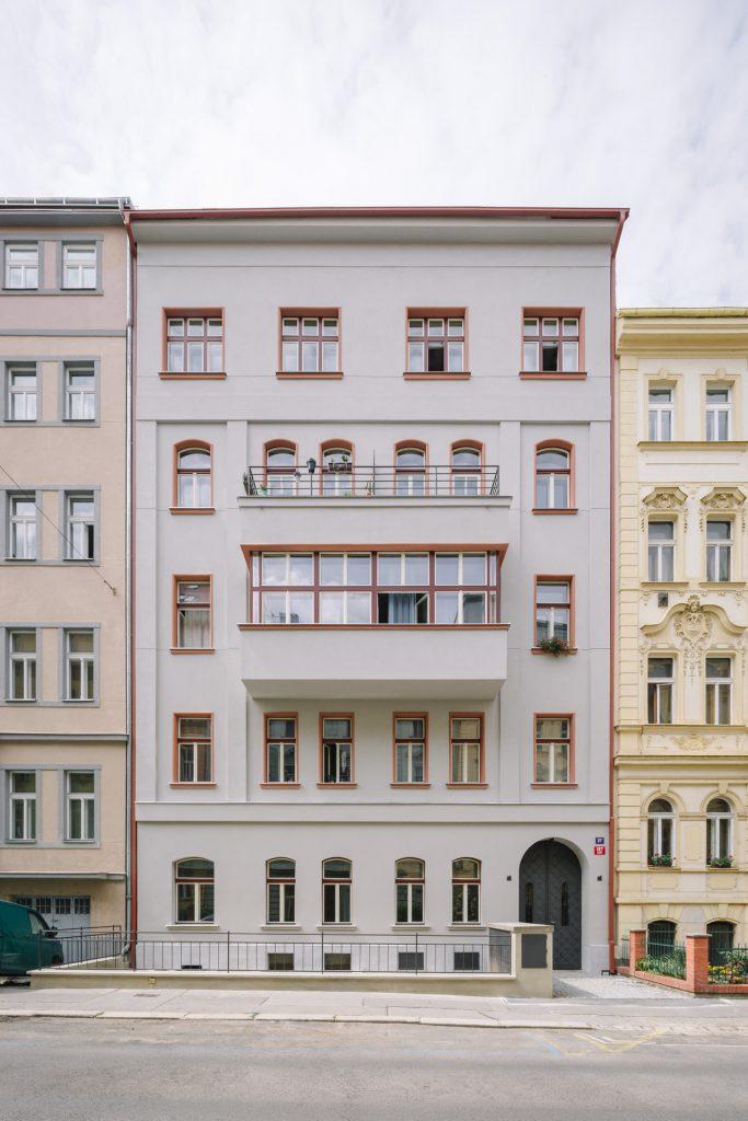 ABTSMOLEN Bytový dům Praha 7 archizoom