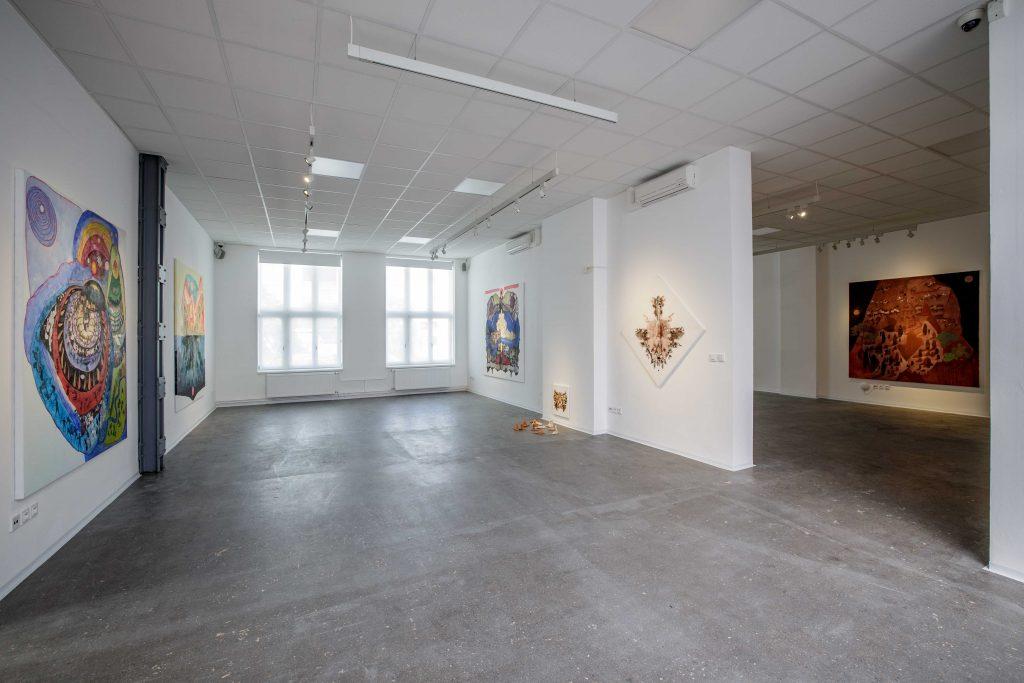 Radka Bodzewicz bold gallery archizoom