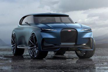Bugatti Spartacus