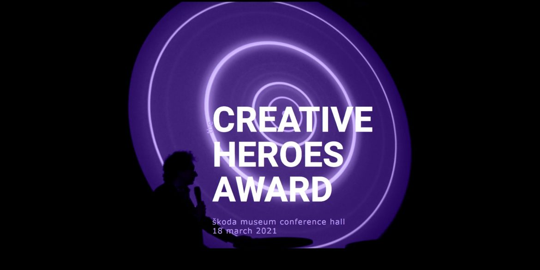 creative heroes award cz