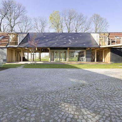 Venkovská usedlost Maneschowitz, A1 Architects