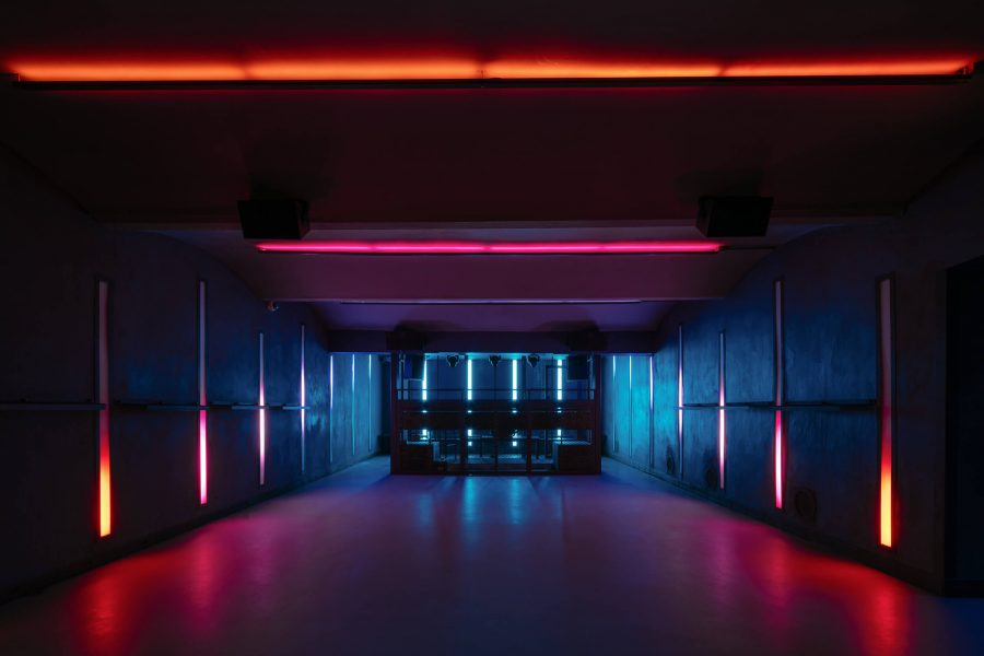Designové bary a kluby