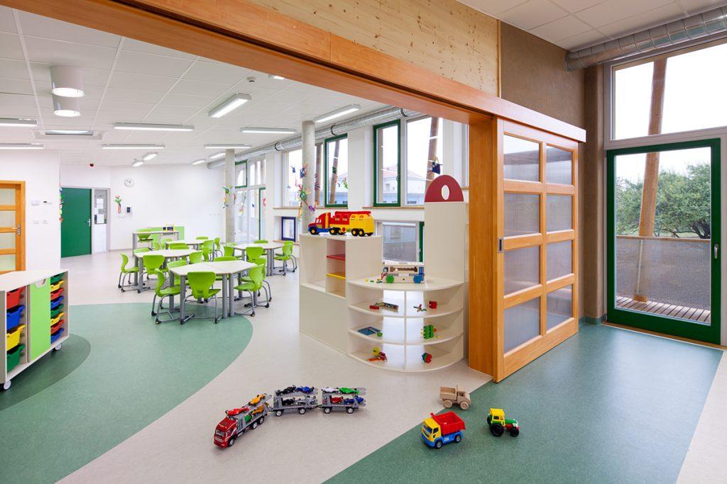 dětské interiéry